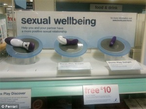 Sex Toys Being Sold At Boots Chemists
