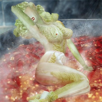 Ju Duoqi, Fantasies Of Chinese Cabbage